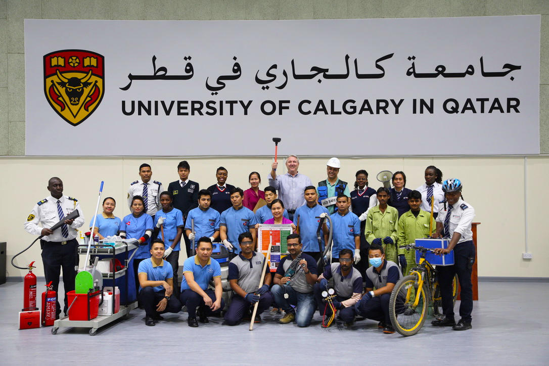 Faculty and Staff   University of Calgary in Qatar