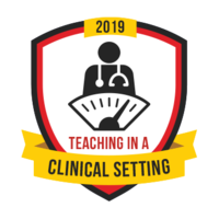 Teaching in a Clinical Setting